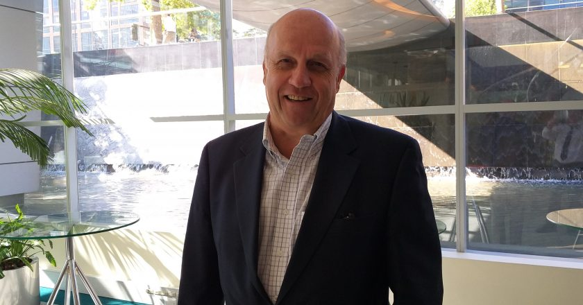 """Sergio Merino, presidente USEC:""""Fue un año malo, pero no un año perdido"""""""
