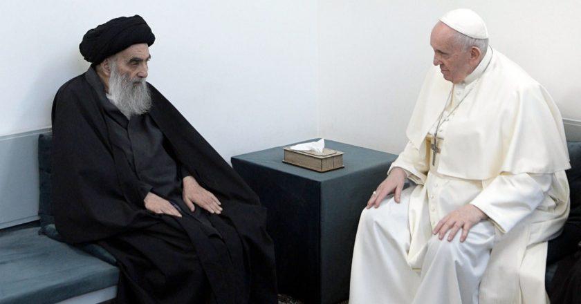 Francisco en Irak, un viaje cargado de diplomacia y simbolismo