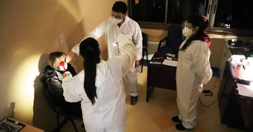 Modalidad híbrida: estudiantes reingresan en pandemia
